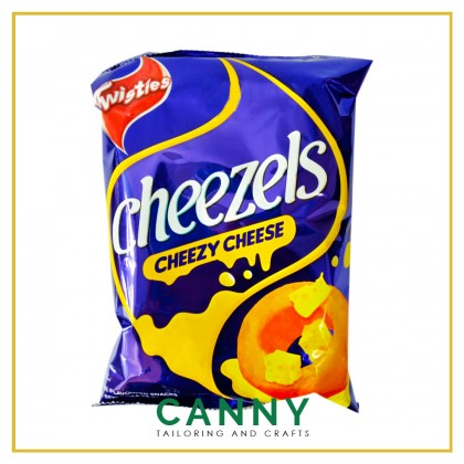 Twisties Cheezels Cheezy Cheese / Cheezy BBQ