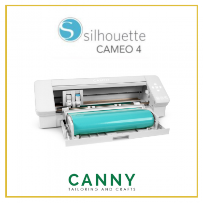"Silhouette Cameo 4 - 12"" Cutting Machine -Blush Pink, Black and White Available"